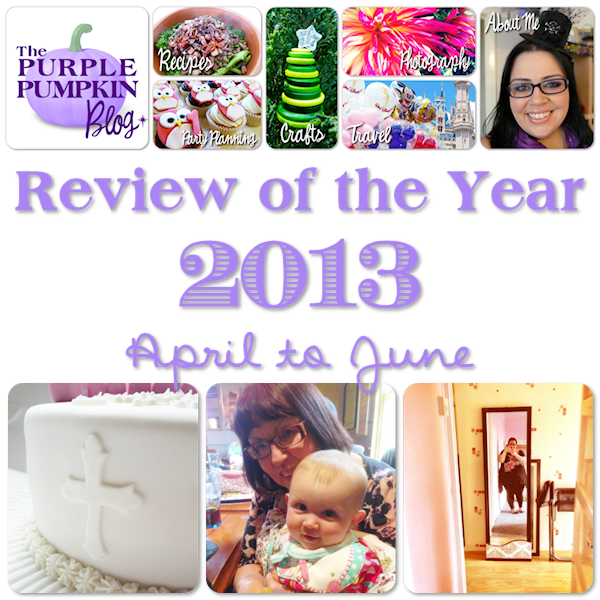 Review of the Year 2013 - April to June