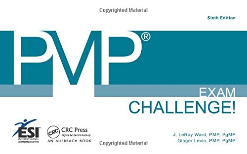 pmp exam challenge 6th edition