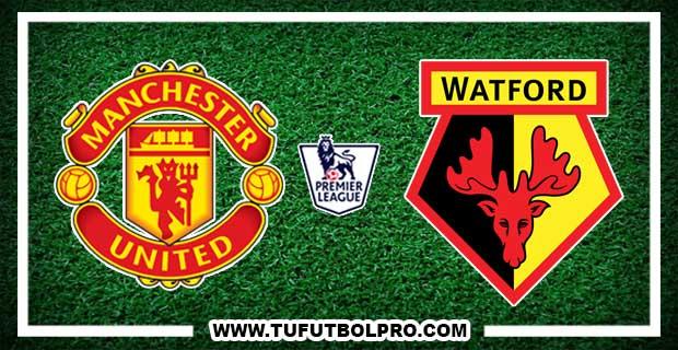 Ver Manchester United vs Watford EN VIVO Por Internet Hoy 11 de Febrero 2017