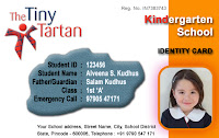School IDcards - Student Identity card