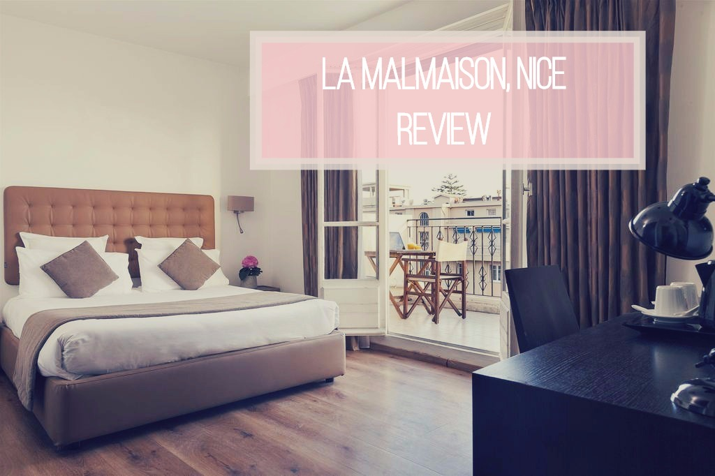 #PillowTalk: A Review of La Malmaison Hotel, Nice
