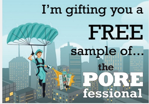 Benefit Cosmetics Free Sample Porefessional Primer!