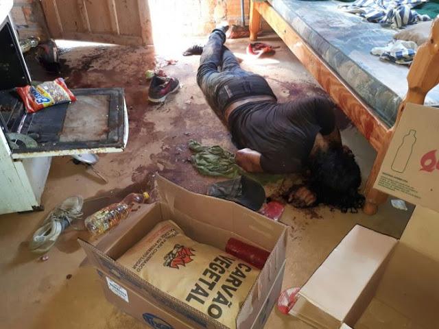 Vizinhos encontram cadáver de mulher dentro de casa em Jaru