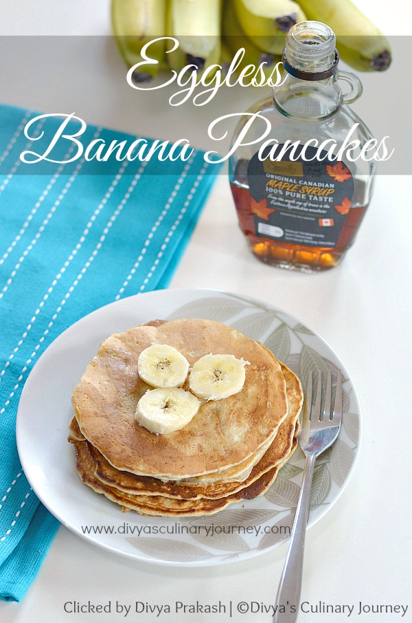 how to make banana pancakes without egg, banana pancakes