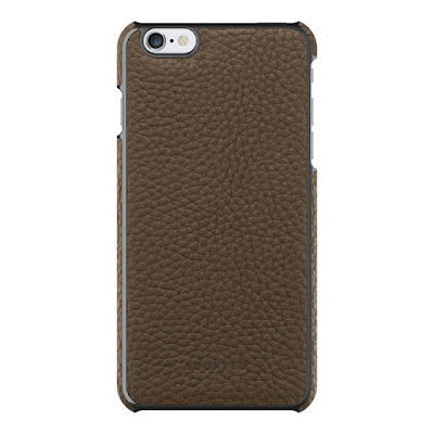 5. Adopted Leather Wrap iPhone 6s Plus Case