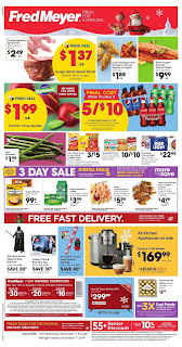⭐ Fred Meyer Ad 12/11/19 ⭐ Fred Meyer Weekly Ad December 11 2019