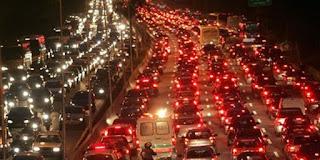 Kemacetan mudik 2016