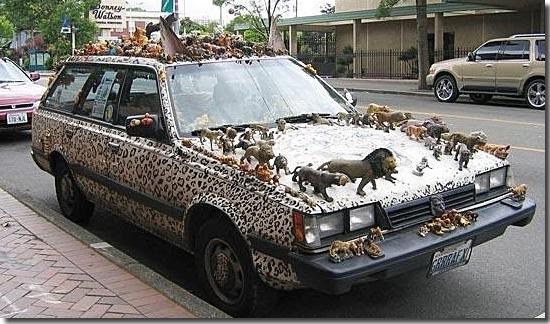 Carro Animal