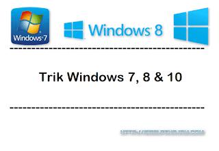 2 cara untuk membuat folder baru di Windows 7 8 10
