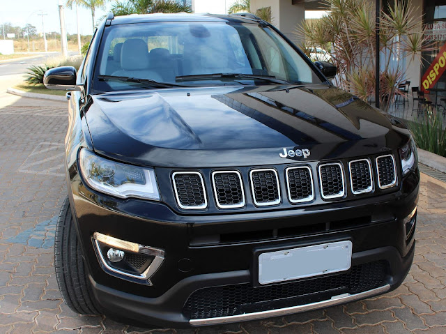 Jeep Compass Flex 2018 Limited