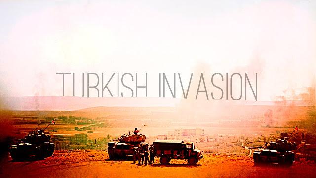Μια τουρκική εισβολή στη Συρία σημαίνει παγκόσμιο πόλεμο