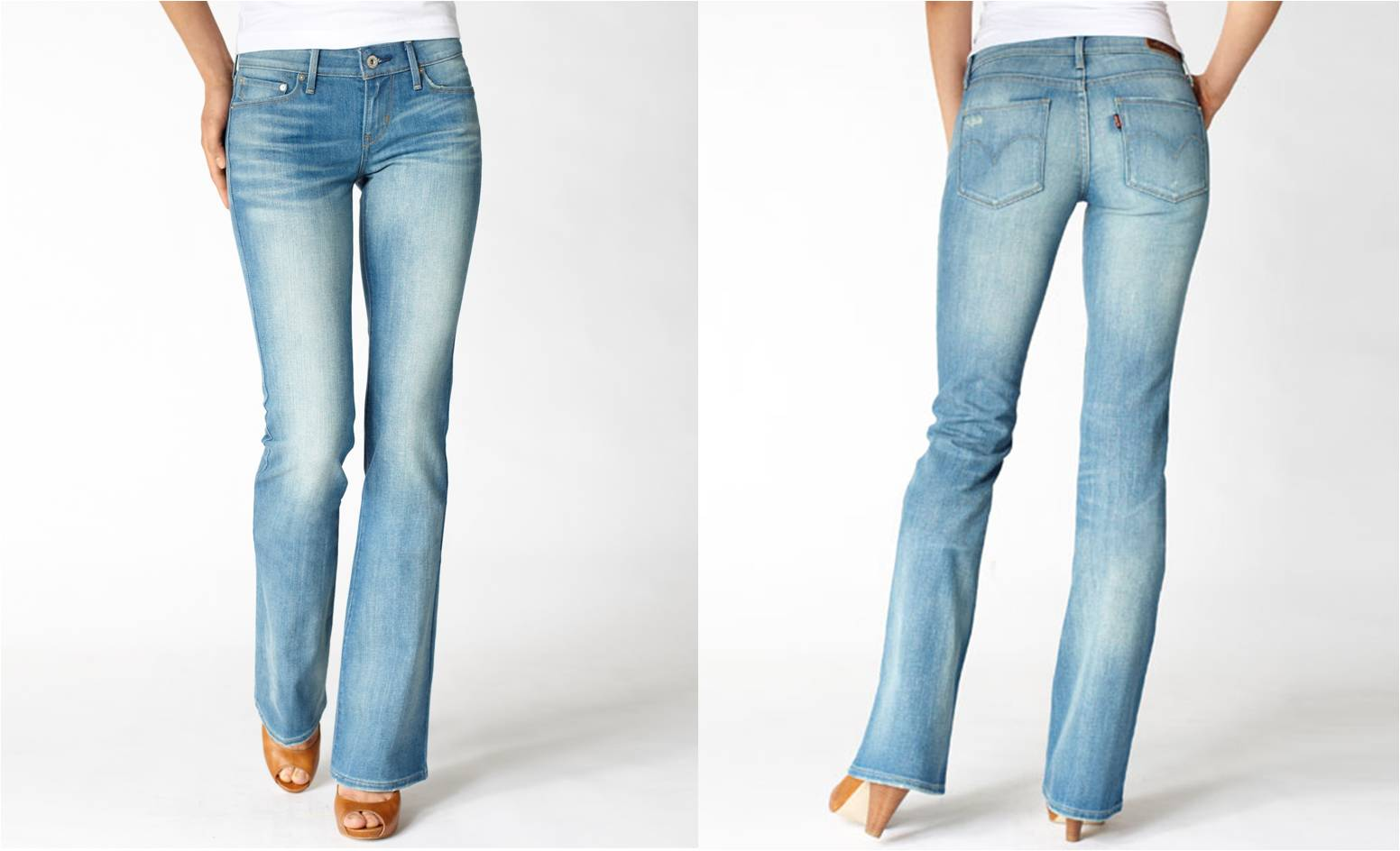 Womens Bootcut Jeans Uk - Jeans Am
