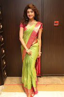 Pranitha Subhash New Photos in Saree HeyAndhra.com