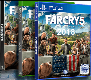 Far Cry 5 Release Date, Trailer, Story, News, and that's only the tip of the iceberg