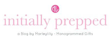 Initially Prepped - A Blog by Marleylilly