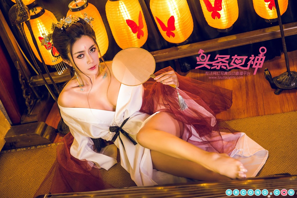 Image TouTiao-2017-11-22-Xuan-Chen-MrCong.com-001 in post TouTiao 2017-11-22: Người mẫu Xuan Chen (萱宸) (15 ảnh)