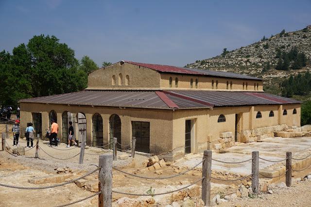 שילה הקדומה -כנסייה קדומה
