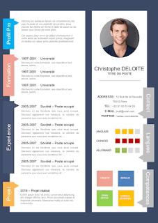 Exemple de CV Innovant