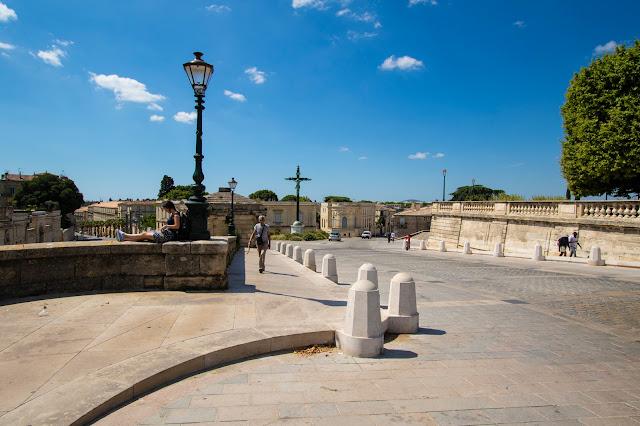 Promenade du Peyrou-Montpellier