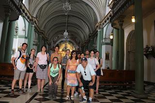 Iglesia de Santo Domingo Lima