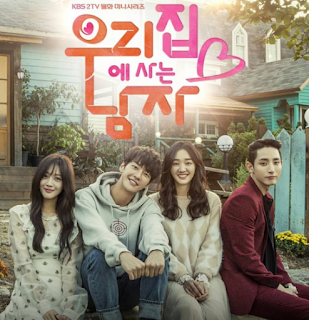 Sinopsis Drama Sweet Stranger and Me