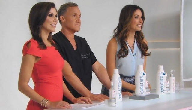 heather dubrow skin care uk