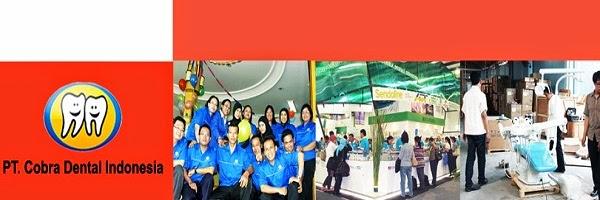 PT Cobra Dental Indonesia Job Lokers Aceh