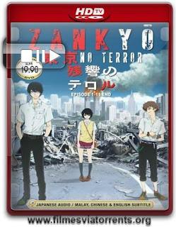 Zankyou no Terror Torrent - HDTV