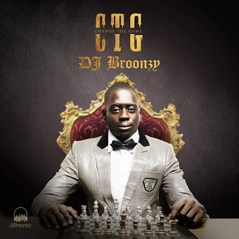 PRESS RELEASE: The fast rising Disk Jockey DJ Broonzy is sets to drop a musical  album on the 5th of October titled CHANGE THE GAME