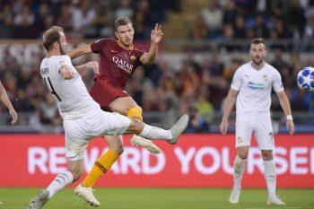 Roma vs Viktoria Plzen