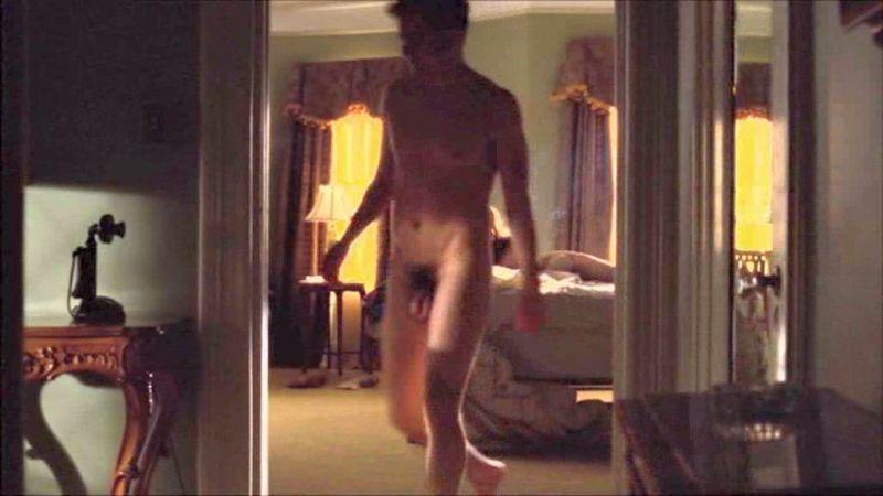 Vincent Piazza nudo in Boardwalk Empire