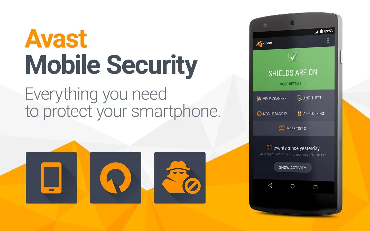 Top Rated Security Apps Android