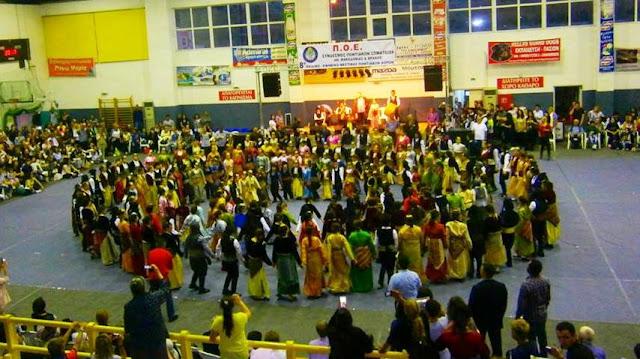Παρακολουθήστε το 8ο Παιδικό - Εφηβικό Φεστιβάλ Ποντιακών Χορών (Video)