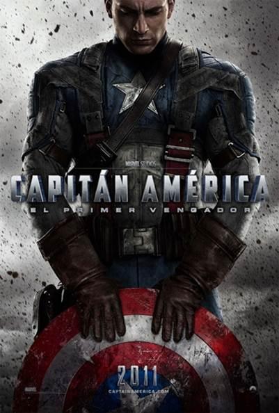 Capitan America El Primer Vengador 2011 DVDRip Español Latino