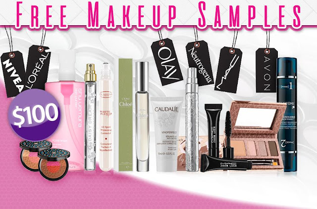 free-beauty-samples