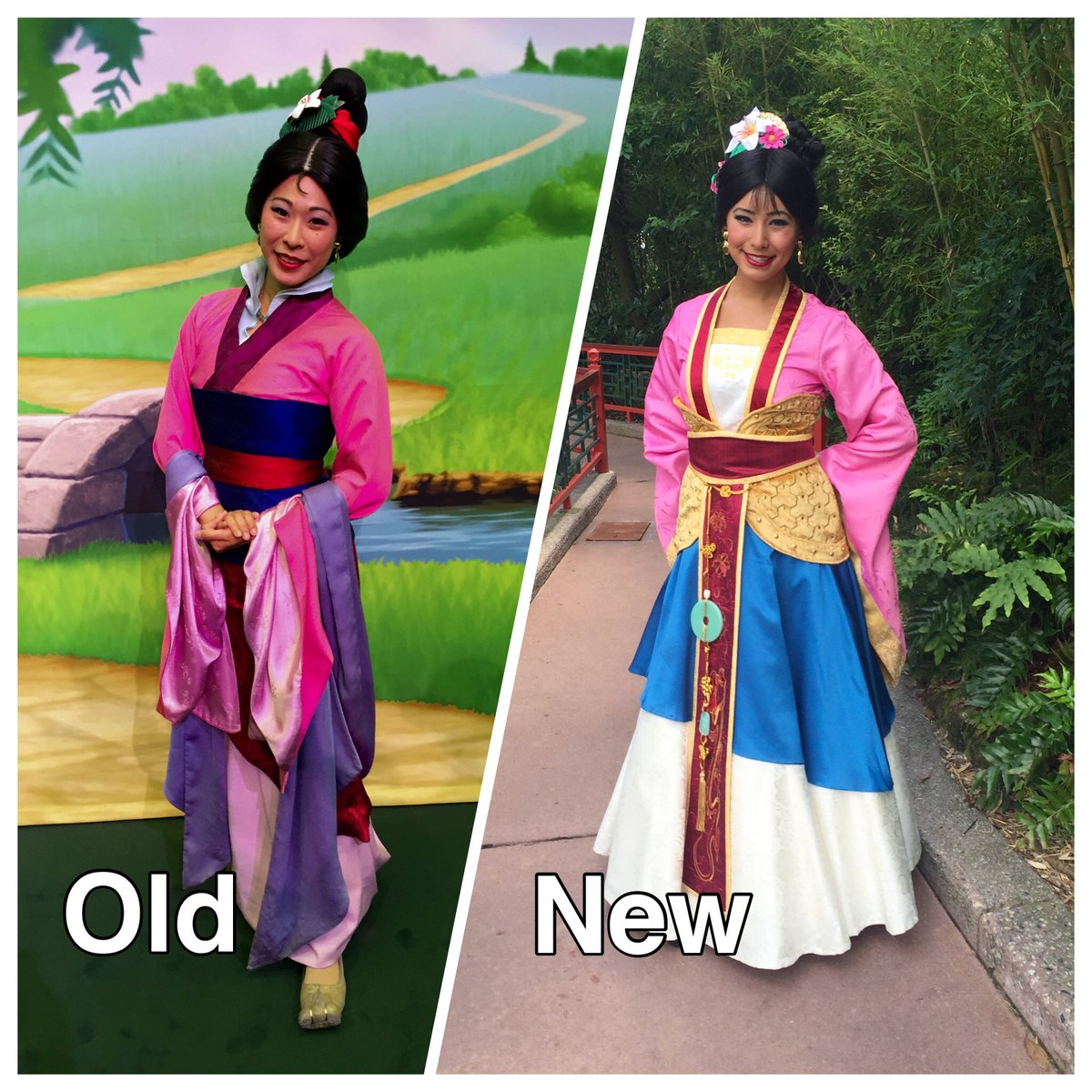 Do Disney S New Theme Park Costumes Go Too Far