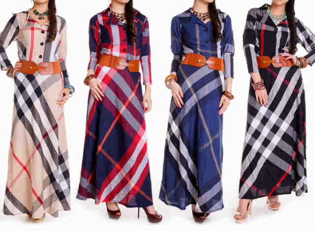 long dress muslimah