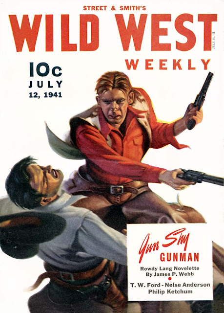 Wild West Weekly, 12 July 1941 worldwartwo.filminspector.com