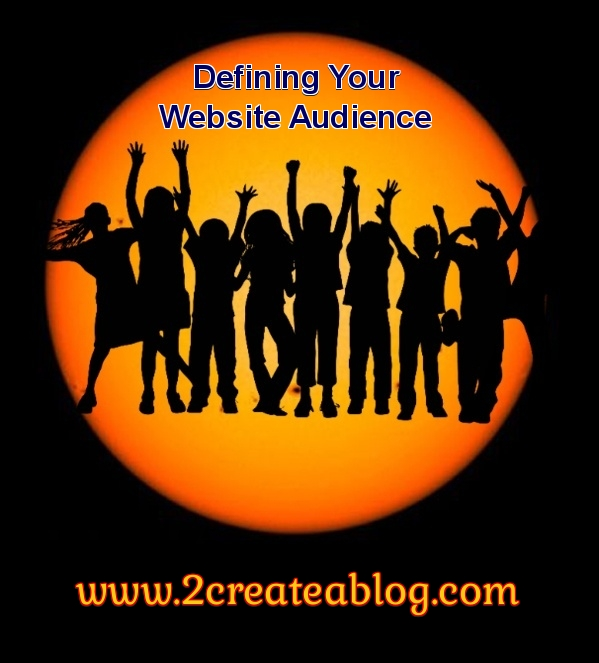 Defining Your Website Audience