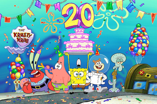 Nickelodeon Australia and New Zealand to Premiere 'SpongeBob's Big Birthday Blowout' on Saturday 13th July 2019
