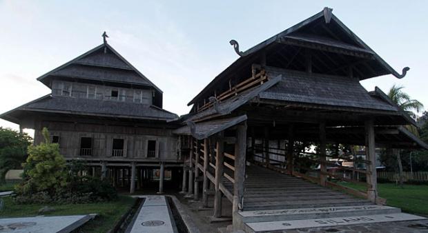 Berikut Informasi Seputar Istana Dalam Loka Sumbawa.