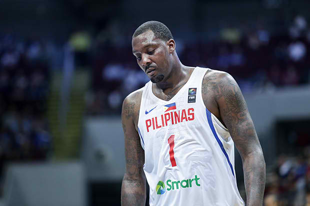 Leading Scorers Gilas Pilipinas vs Australia List FIBAWC Asian Qualifiers
