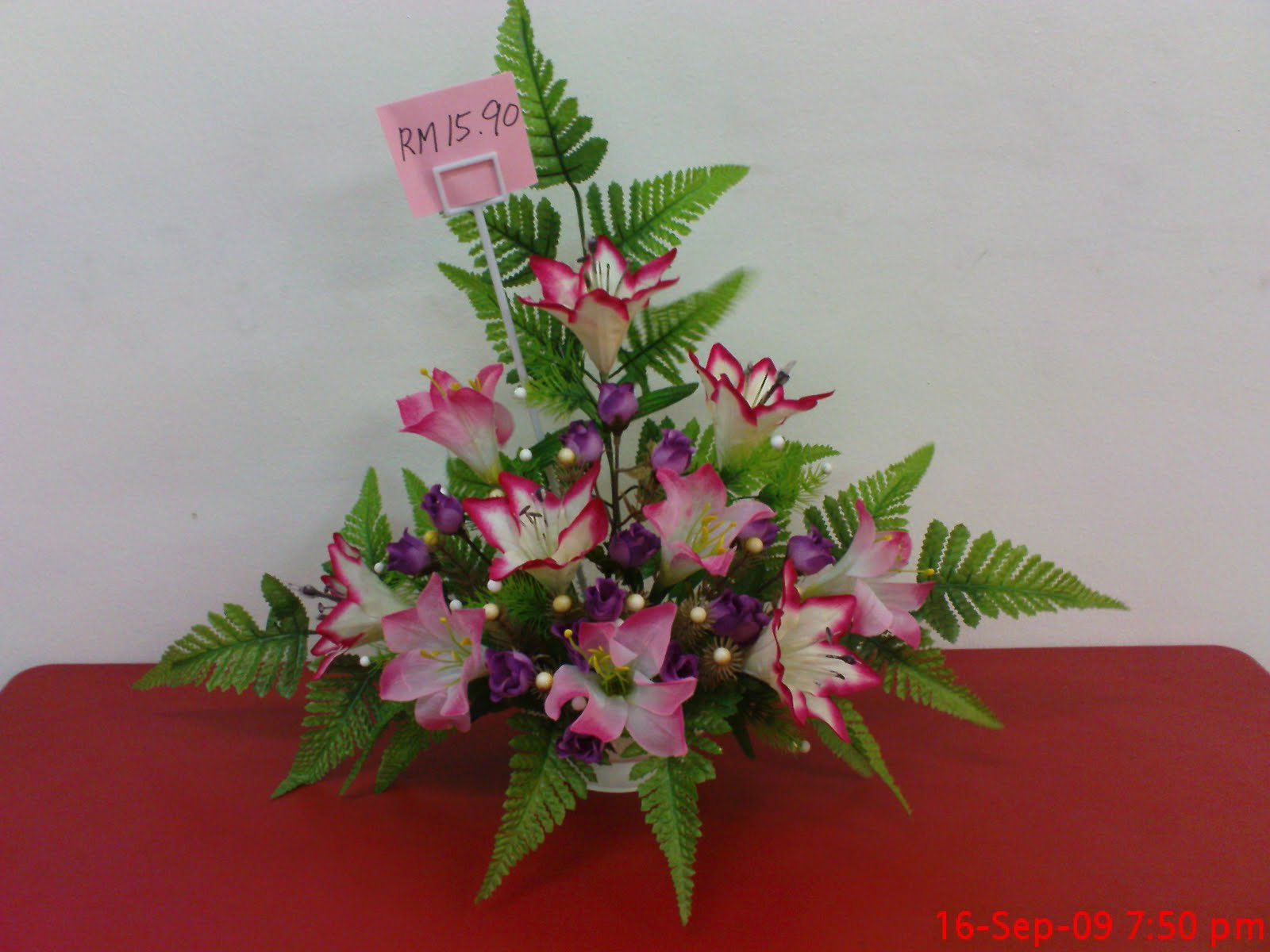Gubahan Bunga  Ying Handicraft  Trading