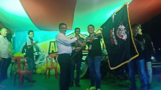 2nd Anniversary : YNCI Bitung Chapter Komunitas Pelopor Safety Ride