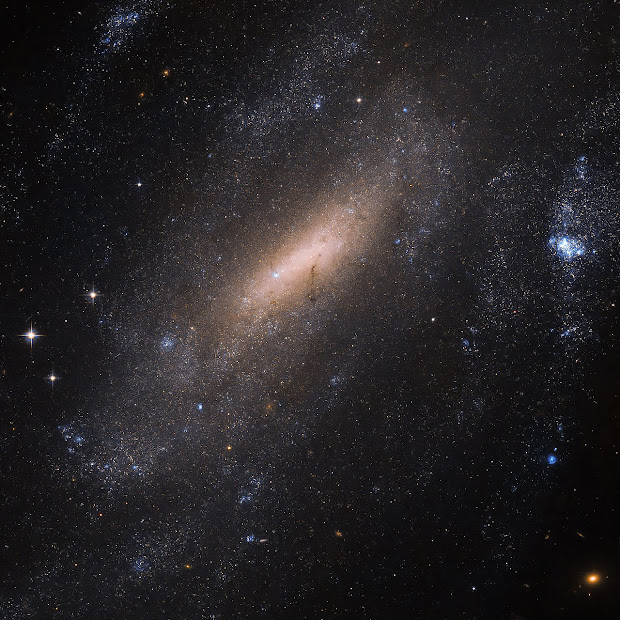 Barred Spiral Galaxy IC 5201