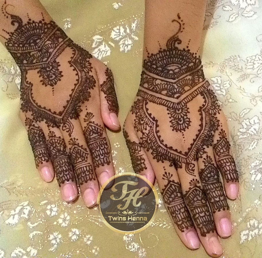 Twins Henna Henna Wedding And Engagement On September 2016