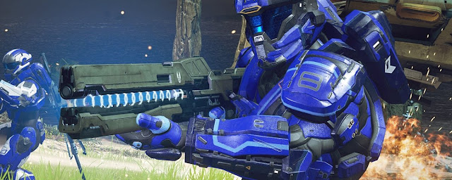 Halo 5 game 2017, Multiplayer, thgames