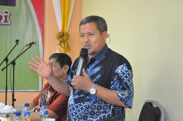 Rekomposisi, Jumadi Pimpin Fraksi PKS DPRD Kota Medan