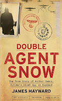 Cover - Double Agent Snow by James Hayward.