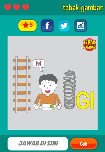 MatematikaKu: Kunci Jawaban Game Tebak Gambar Android
